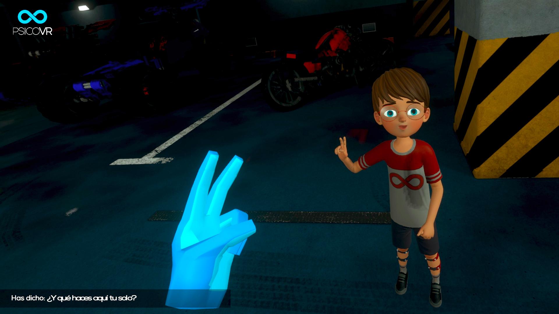 Realy imita tus movimientos en VR