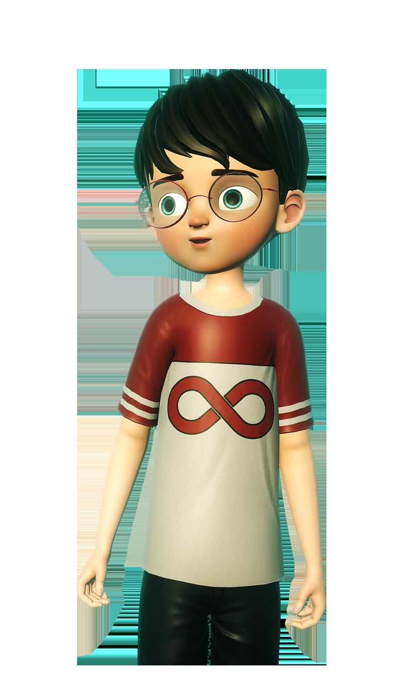 Realy, personaje protagonista de APACE VR